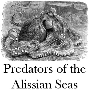 predators of the alissian seas